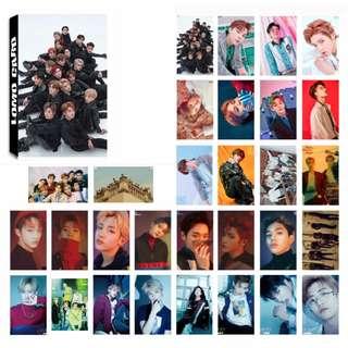 (Pre-order) NCT Lomo Card (30 pcs/set)