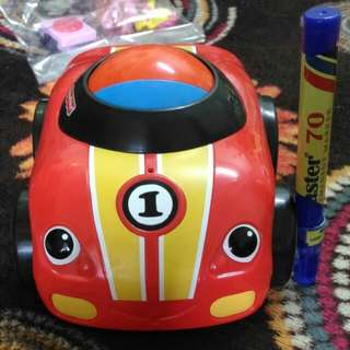 Fisher price racing car