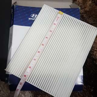 Grab promo: 50% off delivery Cabin Air Filter