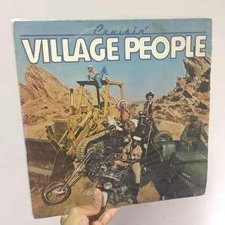 Village People Record LP