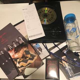 Super Junior sj 8th album pause ver 8輯