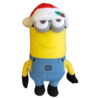 NWT Minions Despicable Me 2 stuffed toy 36cm