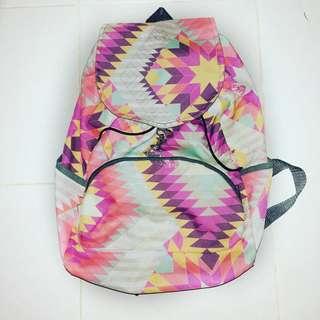 Pink Tribam Bag