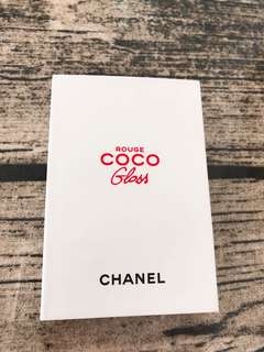 Chanel Rouge Coco Gloss 唇彩 Sample