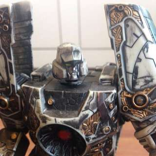 Transformers Megatron Cybertronian Custom