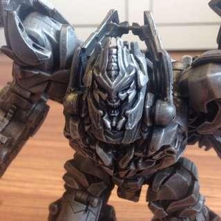 Transformers ROTF Megatron Voyager Steel-Finish Custom