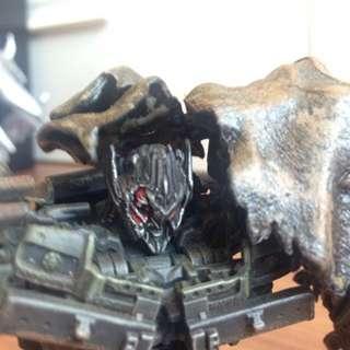 Transformers DOTM Megatron Desert Wanderer Custom