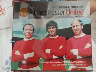 The Treasures of Manchester United - Sam Pilger
