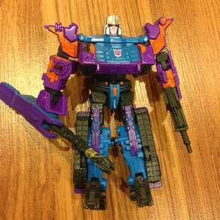 Transformers United Megatron UN-25 Takara