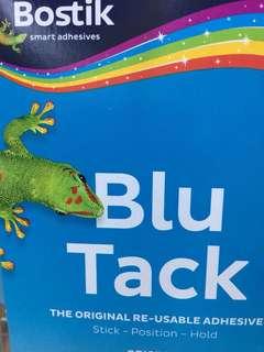 Blue Tacks ( 5 packets $10)
