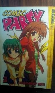 Comic Party MANGA (COMEDY)
