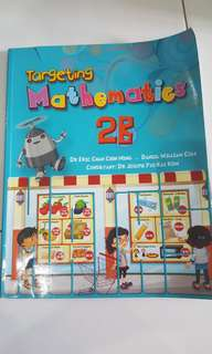 Primary 2B Targeting Mathematics