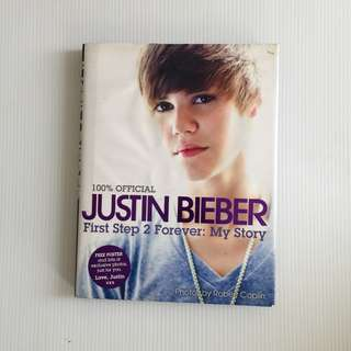 First Step 2 Forever by Justin Bieber (Biography - ENGLISH)