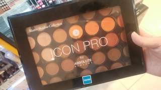 Abaolute New York ICON PRO Eyeshadow Palette 35色專業眼影盤 - 暮色沙漠