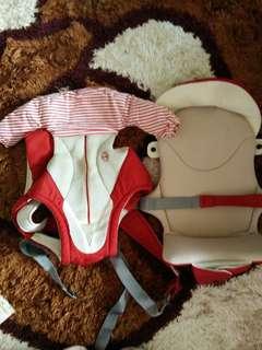 Combi 4 way Baby Carrier