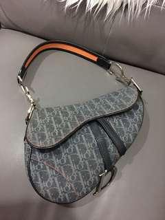 💯 authentic Dior saddle bag