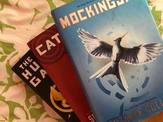 The Hunger Games Trilogy (Hardbound)