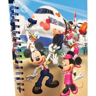 Disney Notebook Set