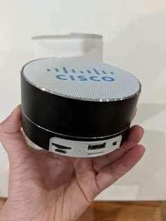 Cisco Bluetooth Speaker