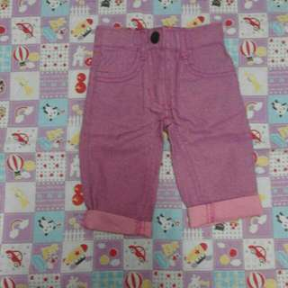 new jeans pink