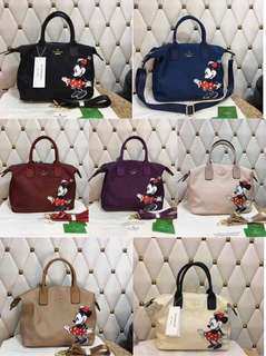 Kate spade Sling Bag Mickey Mouse design