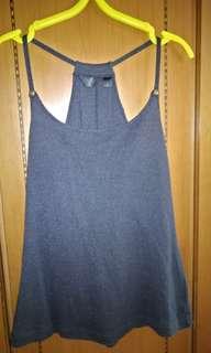 Adidas 細肩 傘狀 運動背心 罩衫