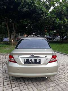 Honda city v tech matic 2005