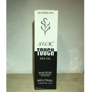 Silk Touch Long Lasting Lubricant - Pelicin / Pelumas Anal