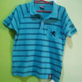 2 branded poloshirt for 130php