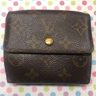 Louis Vuitton Tri Fold wallet 100% Authentic ~ Pre loved