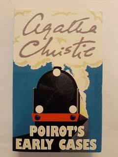 Hercule Poirot's early cases