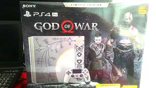 Kredit PS4 Pro God Of War Limited Tanpa Kartu Kredit Proses 3menit