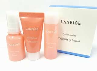 LANEIGE Fresh Calming Trial Kiy