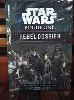 Star wars book rebell dossier