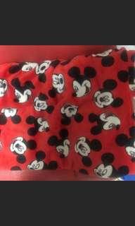 🚚 迪士尼米奇毯
