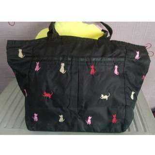 """lesportsac tote bag 12x18"""" authentic"""