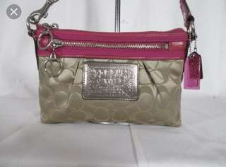Auth coach sling bag