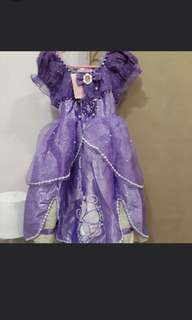 Princess Sofia gown