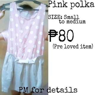 Dress (small to medium)