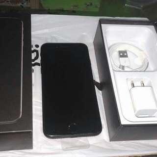 iPhone7 32GB Matte Black