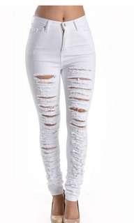 Punny jeans (light blue) joni