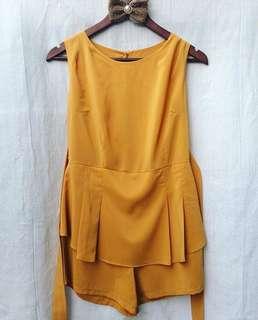 Yellow Sunday Dress
