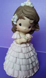 Vaya Con Dios (To Go With God) Precious Moments Figurine