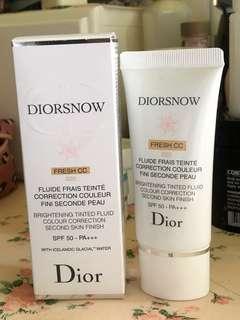 Dior Snow Fresh CC