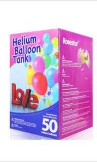 Helium Tank(Big)  22 Liters.