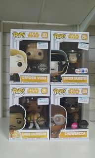 Funko POP! Star Wars Exclusive
