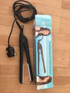 JML Ceramic Straightener Slim