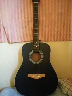 Rush For Sale Guitar with Bag