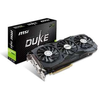 [PM Best Price]MSI GeFroce GTX 1080 Ti DUKE 11GB GDRR5X