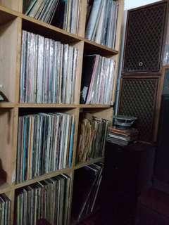 大量英文黑膠唱片(每張2O元)